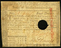 Colonial Notes:Massachusetts, Massachusetts May 5, 1780 $4 Very Good-Fine.. ...