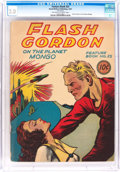 Golden Age (1938-1955):Miscellaneous, Feature Books #25 Flash Gordon (David McKay Publications, 1941) CGC GD 2.0 Off-white to white pages....