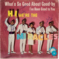 "Music Memorabilia:Autographs and Signed Items, Smokey Robinson & the Miracles Signed ""What's So Good Abou..."