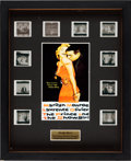 "Movie/TV Memorabilia:Memorabilia, A Marilyn Monroe Display Piece Related to ""The Prince and theShowgirl.""..."