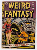 Golden Age (1938-1955):Horror, Weird Fantasy #7 (EC, 1951) Condition: VG-....