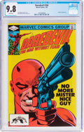 Modern Age (1980-Present):Superhero, Daredevil #184 (Marvel, 1982) CGC NM/MT 9.8 White pages....