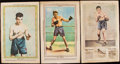 Boxing Cards:General, 1928-31 La Presse Player Newspaper Premiums Boxing Group (10). ...