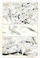 Don Heck and Rick Magyar Wonder Woman #317 Page 5 Original Art (DC, 1984)