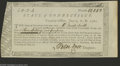 Colonial Notes:Connecticut, Connecticut June 1, 1782 3s4p About New. This uncancelledpromissory note for serving in the Connecticut Line during theRev...