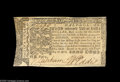 Colonial Notes:Maryland, Maryland April 10, 1774 $1/2 Very Choice New. A common note, butrarely seen in this high a grade. It's well signed, with pr...