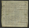 Colonial Notes:Maryland, Maryland Continental Loan Office Bill of Exchange May 11, 1781 Choice About New. Listed as US 95 in Anderson, it's an uncut ...