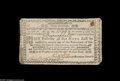 Colonial Notes:New Hampshire, New Hampshire November 3, 1775 40s Extremely Fine. A tiny part of two corner tips are missing, but far more important is the...
