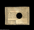 Colonial Notes:New Hampshire, New Hampshire April 29, 1780 $3 Fine-Very Fine. A split has beennicely resealed on this evenly circulated, hole canceled Ne...