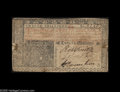 Colonial Notes:New Jersey, New Jersey March 25, 1776 12s Very Fine. There are some mountingmarks at both ends of the face on this nice John Hart signe...