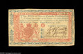 Colonial Notes:New Jersey, New Jersey March 25, 1776 L3 About New. A broadly margined exampleof this popular New Jersey tri-color issue. The upper rig...