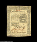 Colonial Notes:Pennsylvania, Pennsylvania October 25, 1775 15s Gem New. Three bold clearsignatures, excellent centering on both sides, and good original...