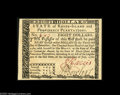 Colonial Notes:Rhode Island, Rhode Island July 2, 1780 $8 Gem New. Flawless from the face andthe back has at least some margin at all points, but it doe...