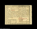Colonial Notes:Rhode Island, Rhode Island July 2, 1780 $2 Superb Gem New. Beautifully marginedon both sides and 100% bright....
