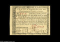 Colonial Notes:Rhode Island, Rhode Island July 2, 1780 $8 Very Choice New. Just cut a tad in atthe bottom of the back....