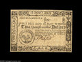 Colonial Notes:South Carolina, South Carolina December 23, 1776 $2 Extremely Fine. A Remaindernote signed by Wakefield only. But in this instance, an add...