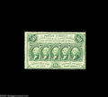 Fractional Currency:First Issue, Fr. 1311 50¢ First Issue Very Choice New. Beautifully perforatedand a Gem save of rthe face centering, which is very genero...