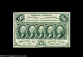 Fractional Currency:First Issue, Fr. 1312 50¢ First Issue Gem New. A simply gorgeous note, with ideal back centering and three generous face margins. The rig...