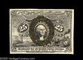 Fractional Currency:Second Issue, Fr. 1290 25c Second Issue Extremely Fine. A tough number to find in any grade....