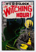 Silver Age (1956-1969):Horror, The Witching Hour #1 (DC, 1969) Condition: FN/VF....