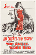 """Movie Posters:War, The Angel Wore Red (MGM, 1960). One Sheet (27"""" X 41""""). War.. ..."""