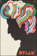 "Movie Posters:Rock and Roll, Bob Dylan by Milton Glaser (CBS Records, 1966). Album Poster (22"" X33""). Rock and Roll.. ..."