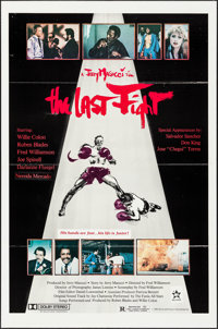 """The Last Fight & Other Lot (Best Film, 1983). One Sheets (2) (27"""" X 41""""). Sports. ... (Total: 2 Items)"""