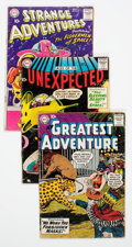 Silver Age (1956-1969):Science Fiction, DC Silver Age Sci-Fi Comics Group of 19 (DC, 1950s-60s) Condition:VG.... (Total: 19 Comic Books)