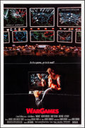 """Movie Posters:Science Fiction, WarGames & Other Lot (MGM/UA, 1983). One Sheets (2) (27"""" X41""""). Science Fiction.. ... (Total: 2 Items)"""