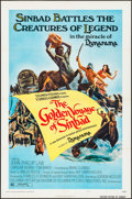 """Movie Posters:Fantasy, The Golden Voyage of Sinbad (Columbia, 1973). Folded, Very Fine-. One Sheet (27"""" X 41"""") Style A. Fantasy.. ..."""