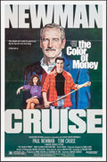 """Movie Posters:Drama, The Color of Money (Buena Vista, 1986). One Sheet (27"""" X 41""""). Drama.. ..."""