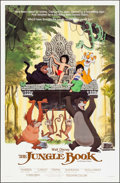 """Movie Posters:Animation, The Jungle Book (Buena Vista, R-1984/R-1990s). One Sheets (2) (27""""X 41""""). Animation.. ... (Total: 2 Items)"""