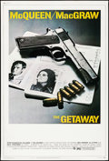 "Movie Posters:Action, The Getaway (National General, 1972). Poster (40"" X 60""). Action....."