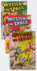 Silver Age (1956-1969):Science Fiction, Mystery in Space Group of 14 (DC, 1958-65) Condition: AverageVG.... (Total: 14 Comic Books)
