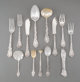 An Eighty-One Piece Gorham Versailles Pattern Silver Flatware Group, Providence, Rhode Island, designed 1888 Ma... (Tota...