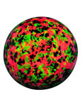 Lapidary Art:Eggs and Spheres, Fluorescent Sphere. Franklin Ore Body. Franklin Borough. SussexCo, New Jersey. 2.50 inches (6.35 cm) in diameter. ...
