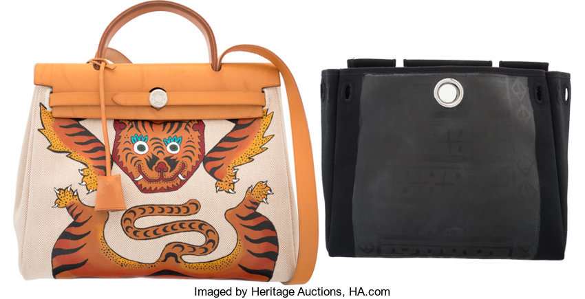 Hermes Customized Natural Vache Hunter Leather e90738e59df71
