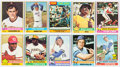 Baseball Cards:Sets, 1976 Topps Baseball High Grade Complete Set (660). ...