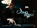 "Movie Posters:James Bond, Casino Royale (MGM, 2006). British Quad (30"" X 40"") DS Advance....."