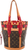 "Luxury Accessories:Bags, Louis Vuitton Monogram Canvas Rubis Salina Neo Bucket Tote Bag.Condition: 4. 9.25"" Width x 11.25"" Height x 6"" Depth. ..."