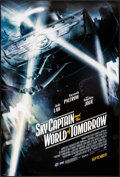 "Movie Posters:Science Fiction, Sky Captain and the World of Tomorrow (Paramount, 2004). One Sheets(4) (27"" X 40"") DS Advance Four Styles. Science Fiction.... (Total:4 Items)"