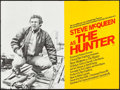 "Movie Posters:Action, The Hunter (Paramount, 1980). British Quad (30"" X 40""). Action....."