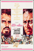 """Movie Posters:Drama, The Agony and the Ecstasy (20th Century Fox, 1965). One Sheet (27"""" X 41""""). Drama.. ..."""