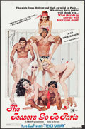 "Movie Posters:Sexploitation, The Teasers Go To Paris (Group 1, 1978). One Sheet (27"" X 41"").Sexploitation.. ..."