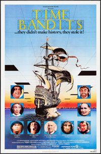 "Time Bandits (Avco Embassy, 1981). One Sheet (27"" X 41""). Fantasy"