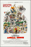 "Movie Posters:Comedy, Animal House (Universal, 1978). One Sheet (27"" X 41"") Style B, RickMeyerowitz Artwork. Comedy.. ..."