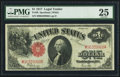 Large Size:Legal Tender Notes, Fr. 39 $1 1917 Legal Tender PMG Very Fine 25....
