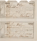 Miscellaneous, Auditor's Certificate Issued to William Bryan....