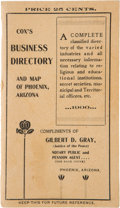 Books:Maps & Atlases, Cox's Business Directory,...