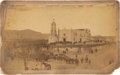 Photography:Cabinet Photos, Church of Guadalupe Cabinet Photograph....